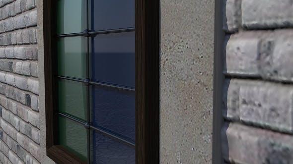 Mosque Window - 3DOcean Item for Sale