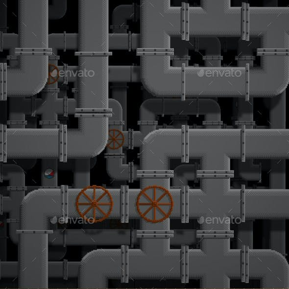 17 Tileable Pixel Pipes