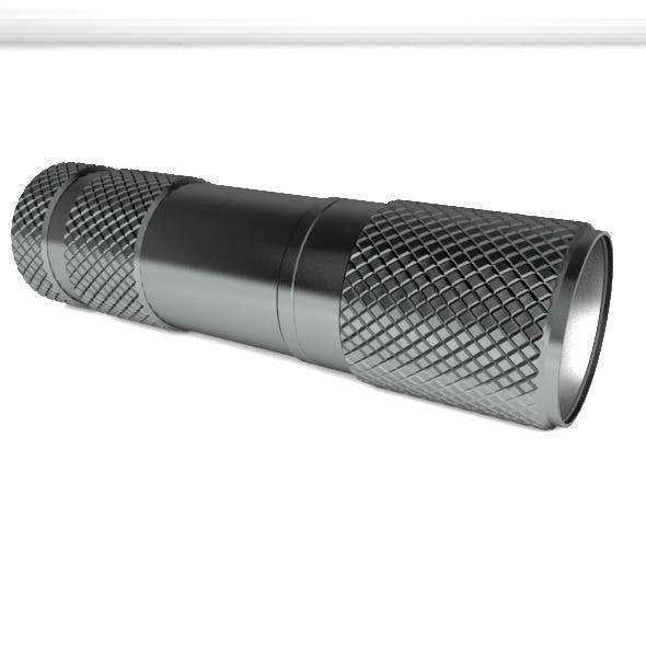 Flashlight - 3DOcean Item for Sale