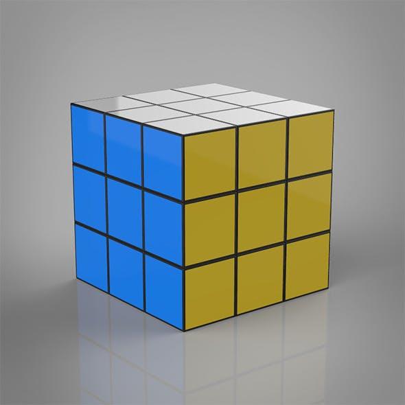 Toy Rubik Cube