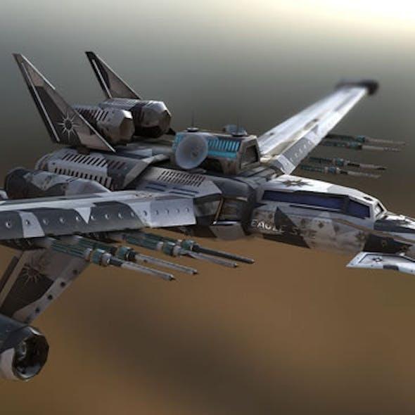 Eagle Starship