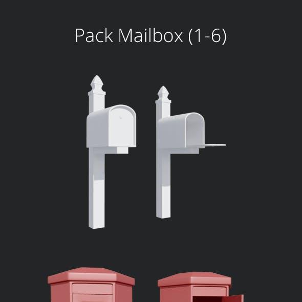 Pack Mailbox