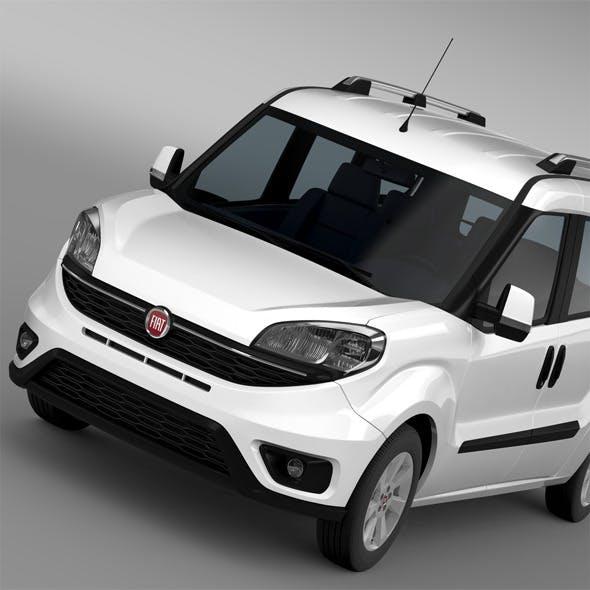 Fiat Doblo Maxi (152) 2015