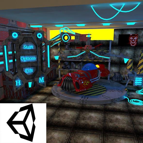 Garage - 3DOcean Item for Sale