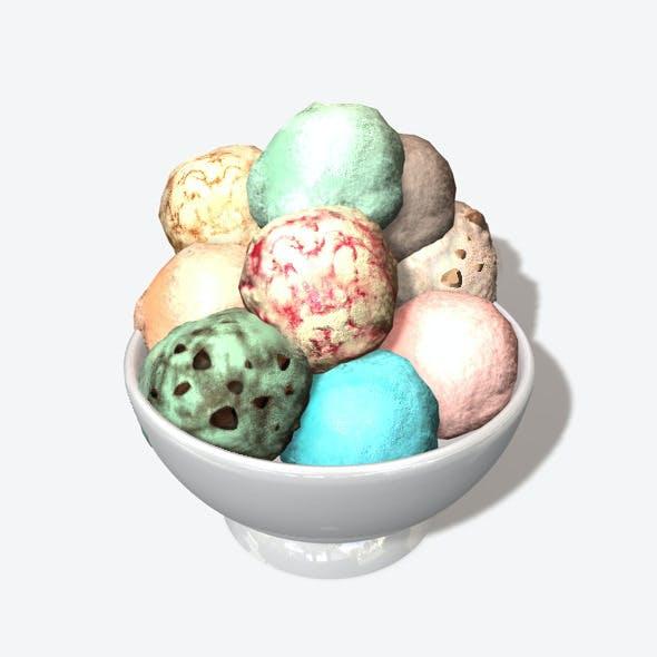 11 Ice Cream Flavours