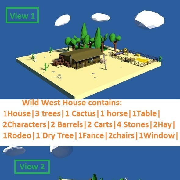 Wild West House