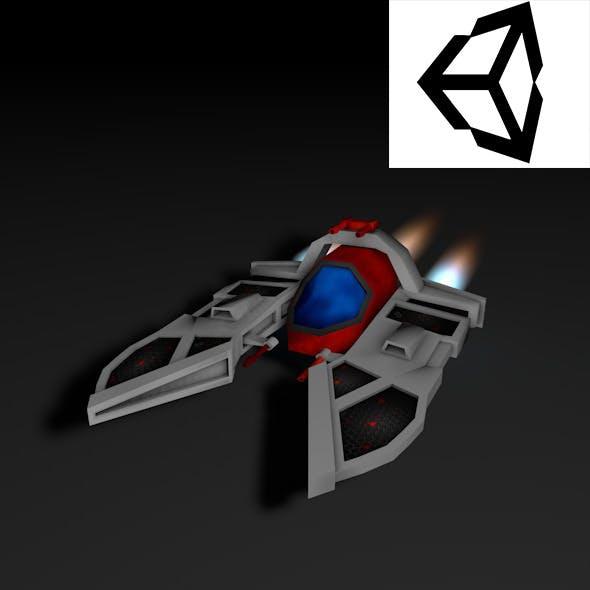 Space car - 3DOcean Item for Sale