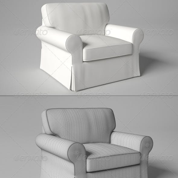 Ektorp IKEA Chair