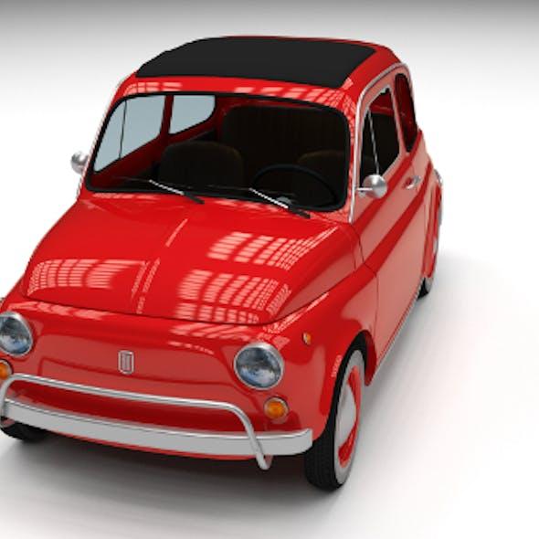 Fiat 500L Luxe 1968