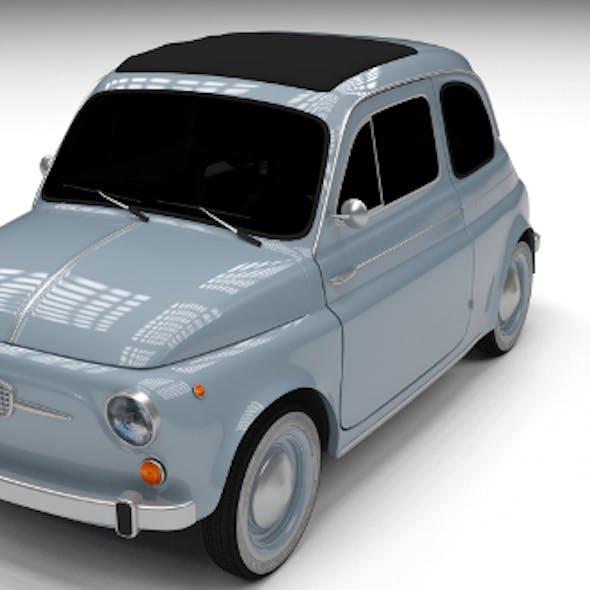 Fiat 500 Nuova 1957