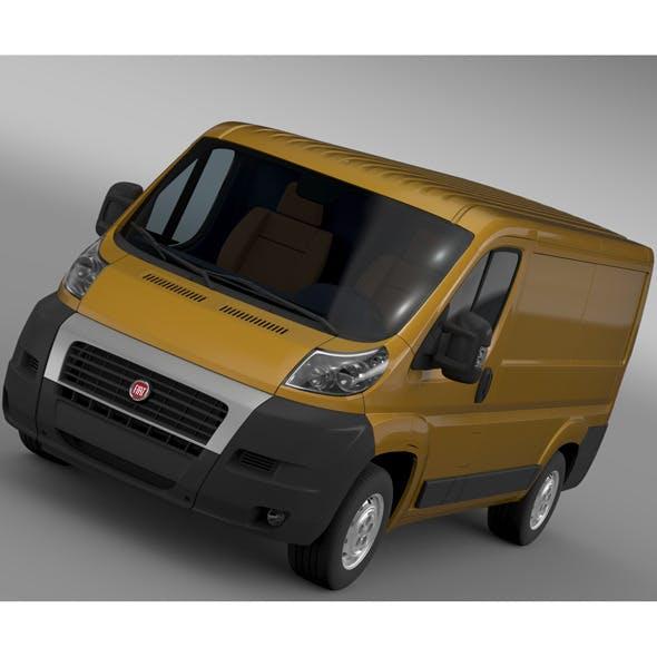 Fiat Ducato Van L1H1 2006-2014