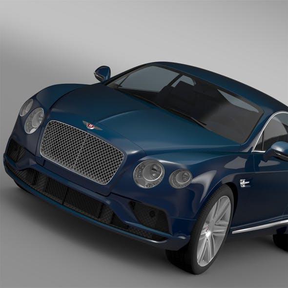 Bentley Continental GT V8 2015