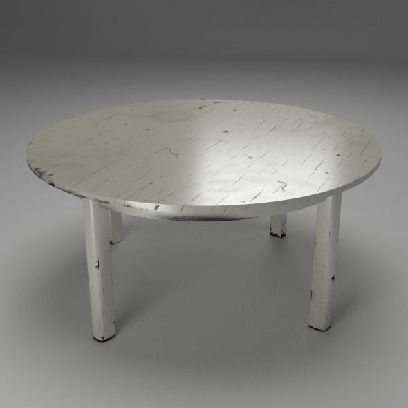 Shabby Chic Table