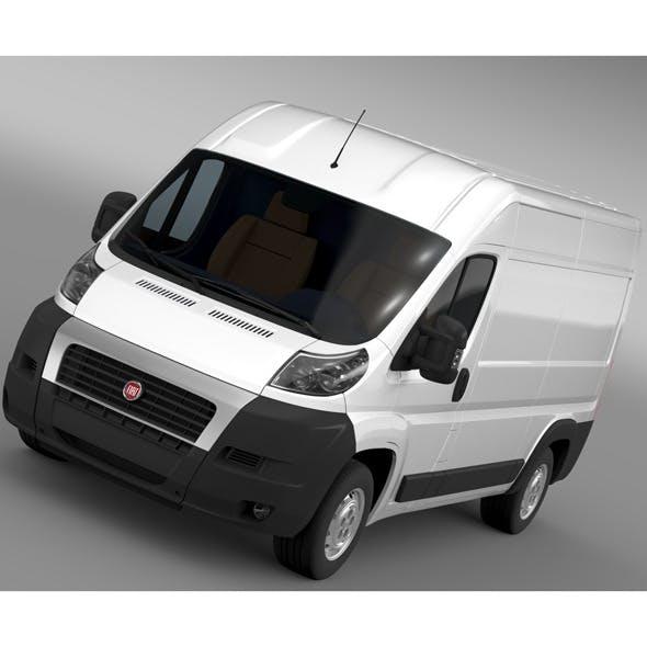 Fiat Ducato Van L2H2 2006-2014 - 3DOcean Item for Sale