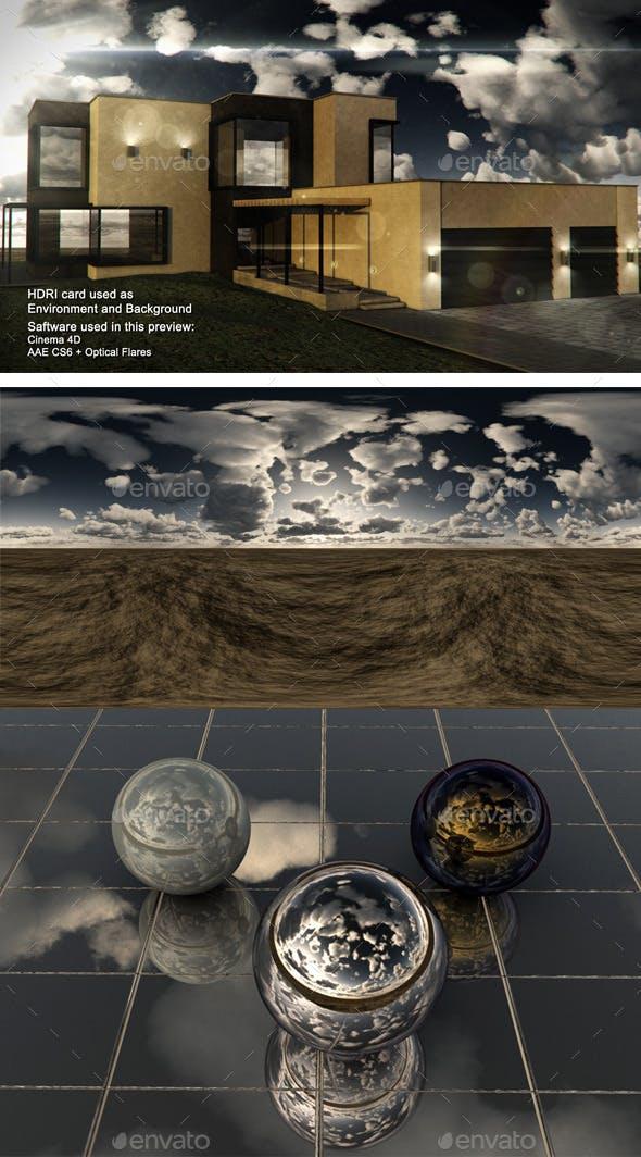 Dusk Desert 2 - 3DOcean Item for Sale