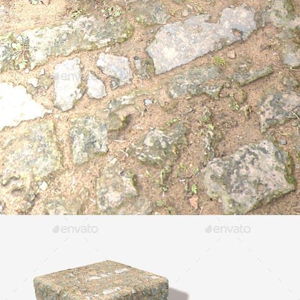 Castle Floor Ruins Seamless Texture