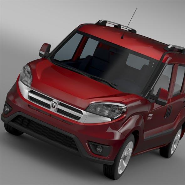 Ram ProMaster City Wagon SLT 2015