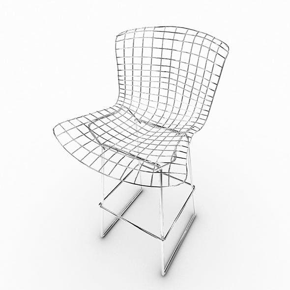 Bert Stool Chair - 3DOcean Item for Sale