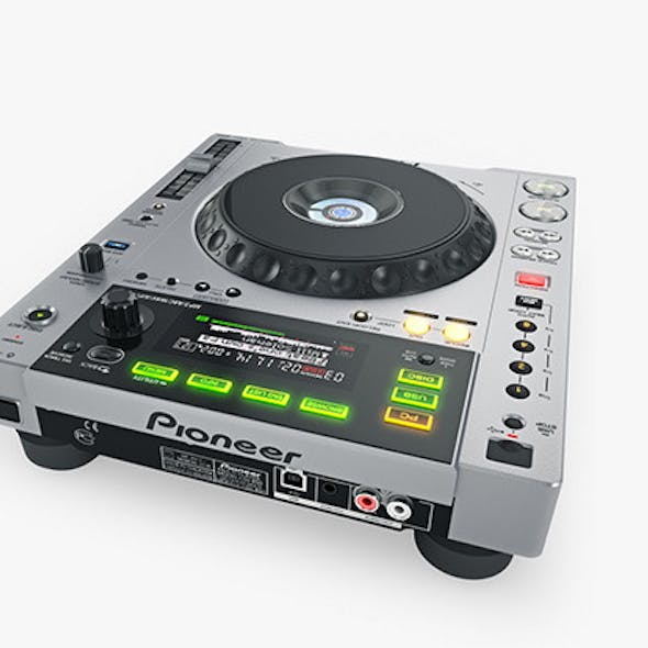 Digital player Pioneer CDJ 850