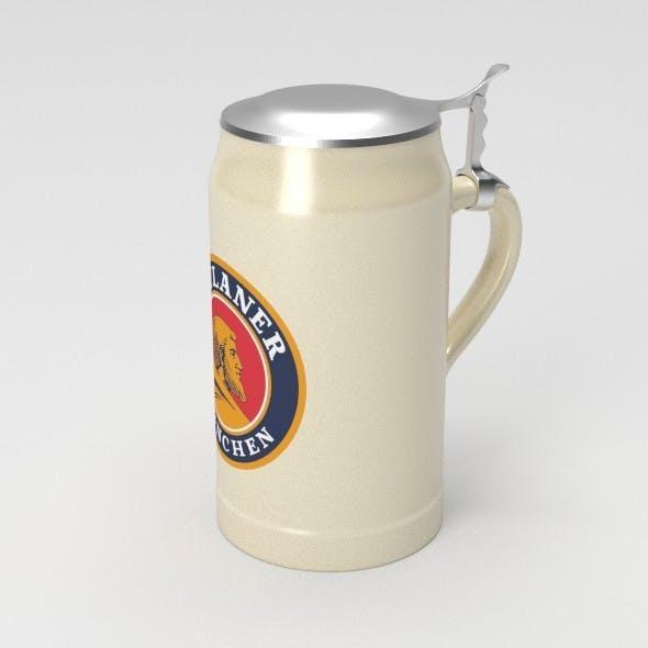 Beer Mug - 3DOcean Item for Sale