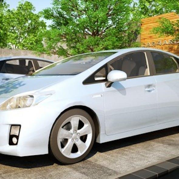 Toyota Prius : CAR4ARCH Vol.1