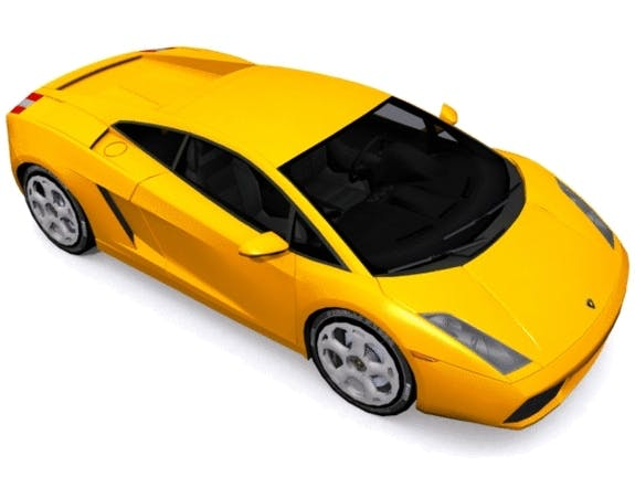 Lamborghini Gallardo - 3DOcean Item for Sale