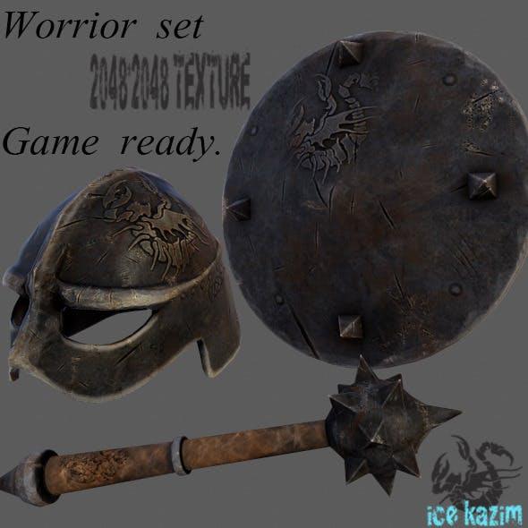 Worrior_Set