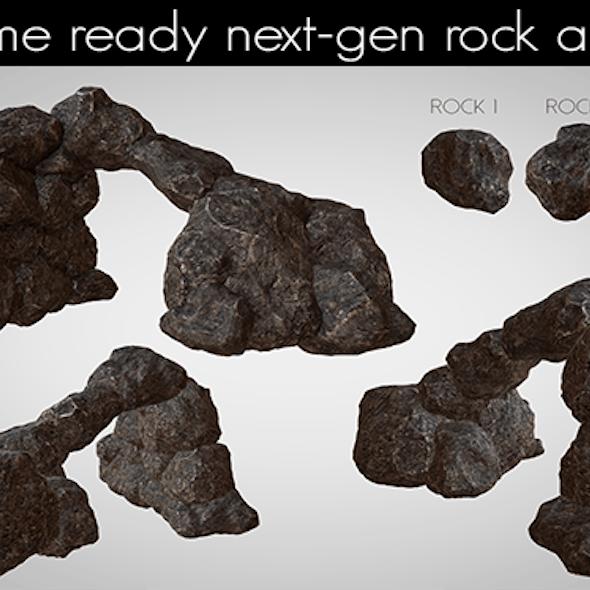 Next-gen AAA Rocks