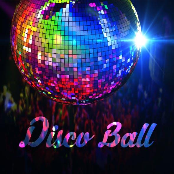 Realistic Disco Ball