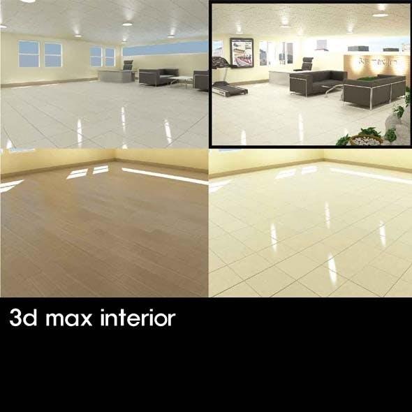 interior modeling - 3DOcean Item for Sale