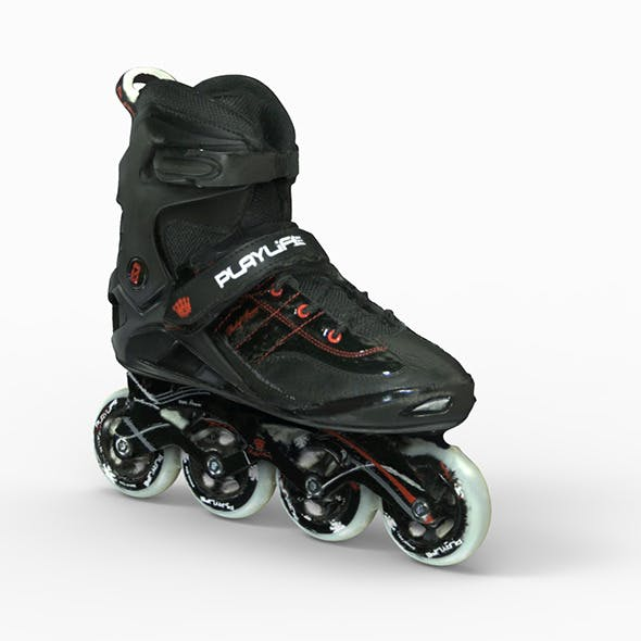 roller skate - 3DOcean Item for Sale