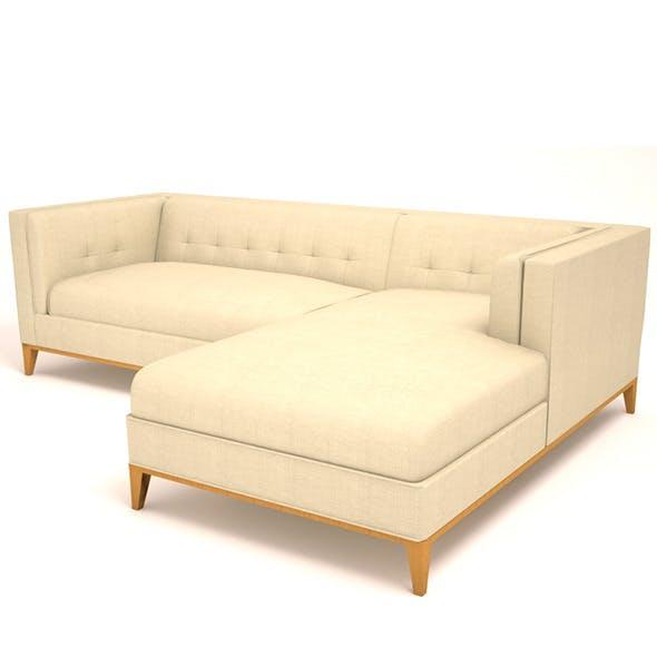 Sofa Design - 3DOcean Item for Sale
