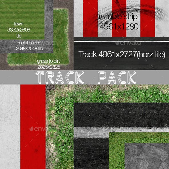Race Track textures