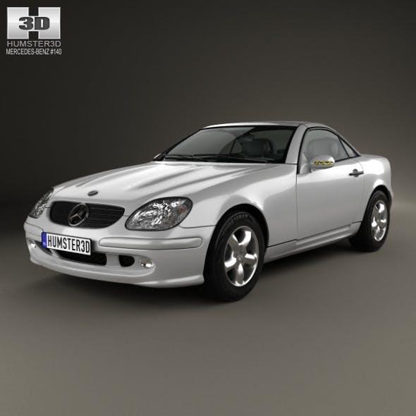 Mercedes-Benz SLK-Class 2000
