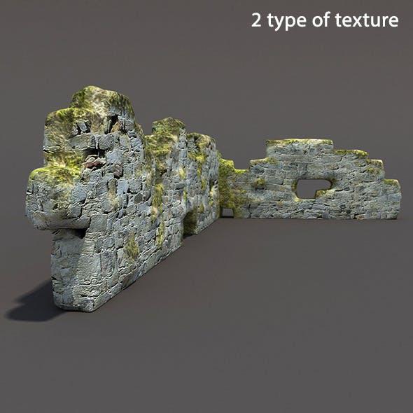 English Castle Ruin #7