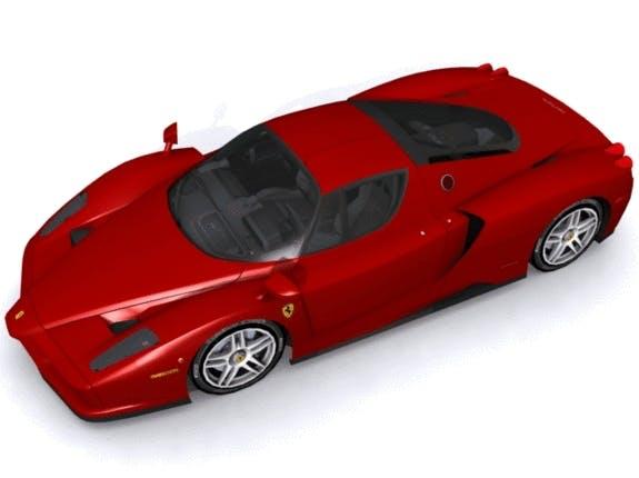 Ferrari Enzo - 3DOcean Item for Sale