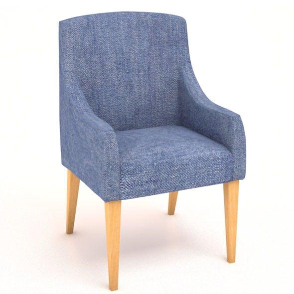 Queen chair - 3DOcean Item for Sale