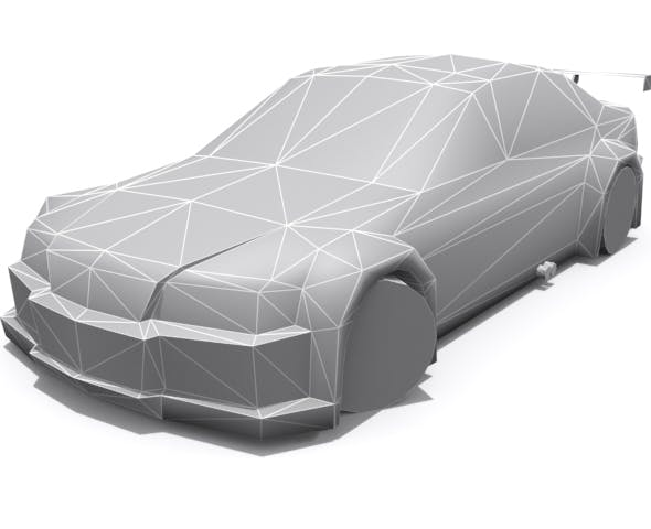 BMW M3 E46 GT-R - Base - 3DOcean Item for Sale