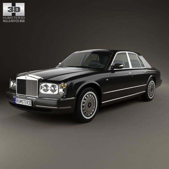 Rolls-Royce Silver Seraph 1998 - 3DOcean Item for Sale