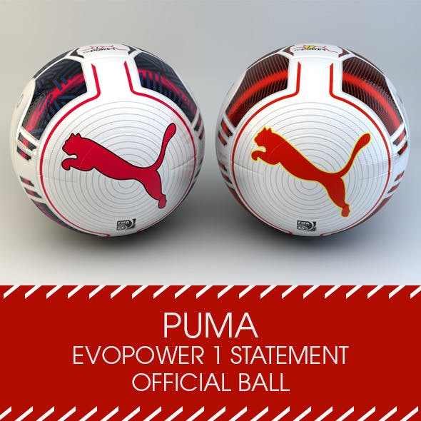 Puma evoPower 1 Statement and Statement 15 - 3DOcean Item for Sale