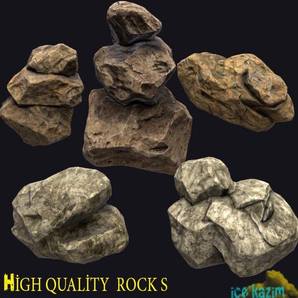 Rock_Pack - 3DOcean Item for Sale