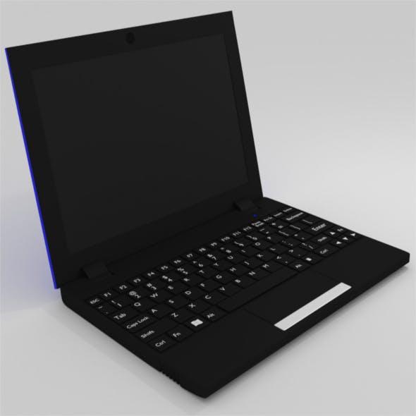 Netbook - Blue