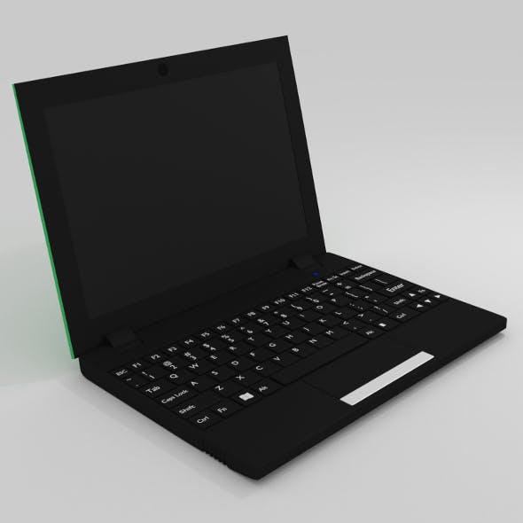Netbook - Green