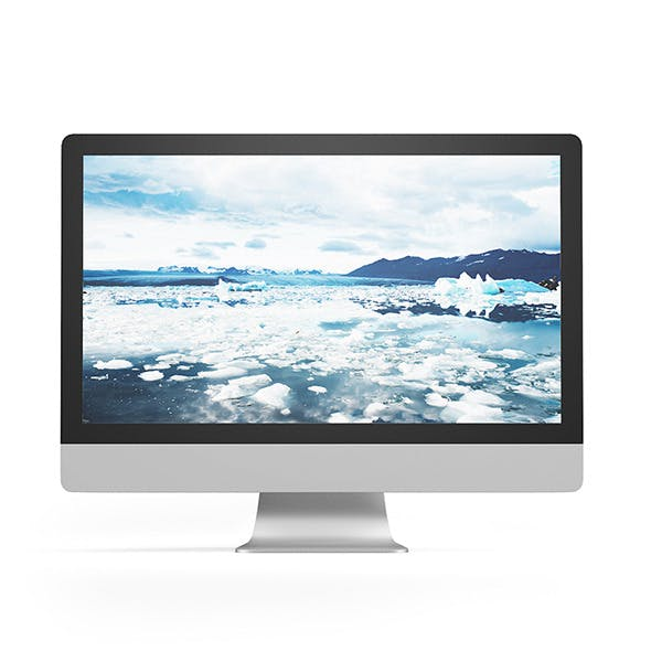 All-in-one computer - 3DOcean Item for Sale