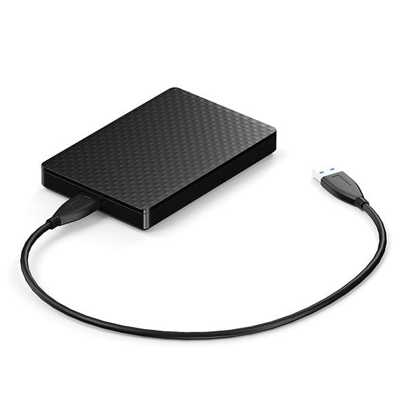Portable HDD