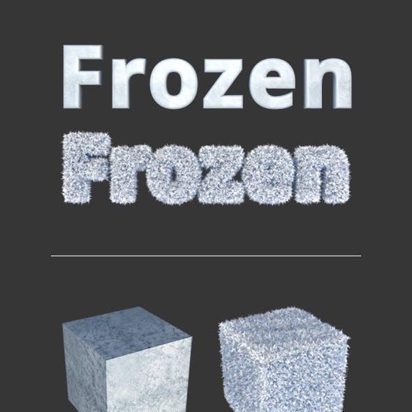 Frozen Materials