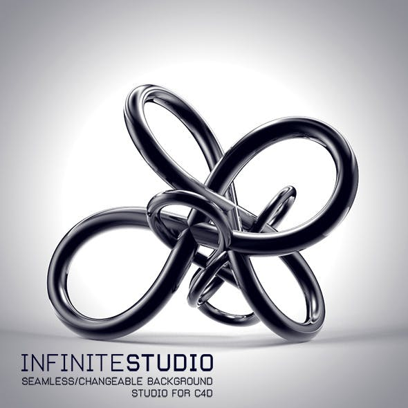 infinite studio for cinema 4d - 3DOcean Item for Sale