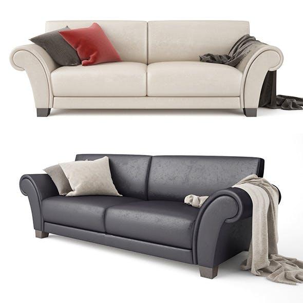 Sofa Loveseat - 3DOcean Item for Sale
