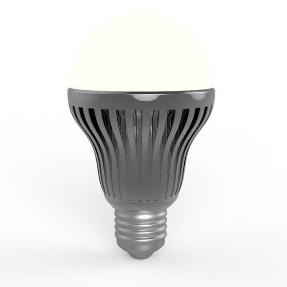 Led Light Bulb B - 3DOcean Item for Sale