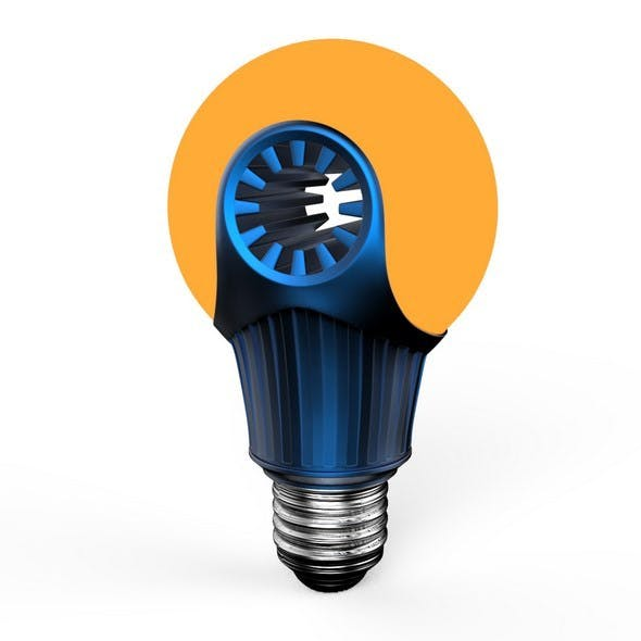 Led Light Bulb A